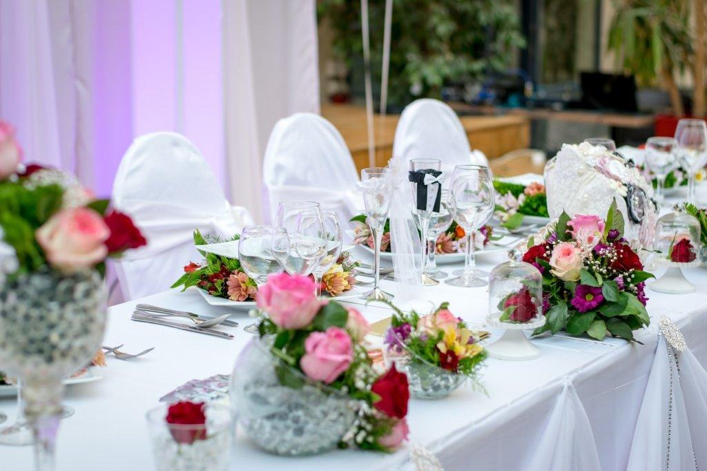 結婚式 宴