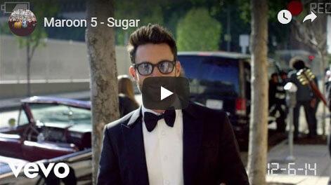 マルーン5「Sugar」